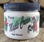 Maple Cream - 1/2 Pound